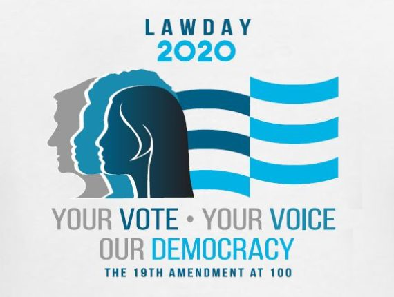 Law Day 2020 ABA Logo