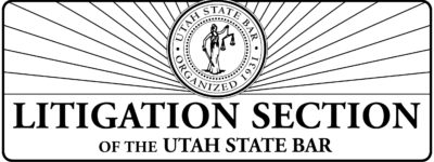 Litigation Section Logo